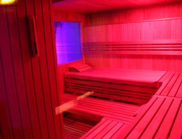 Le Spa : Sauna, Hammam & Jacuzzi